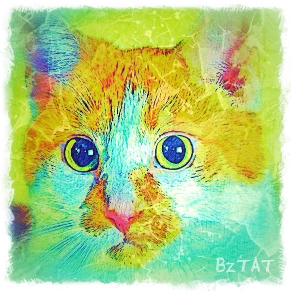 4-Digital-pet-portrait-cat-art-calendar-BZTAT