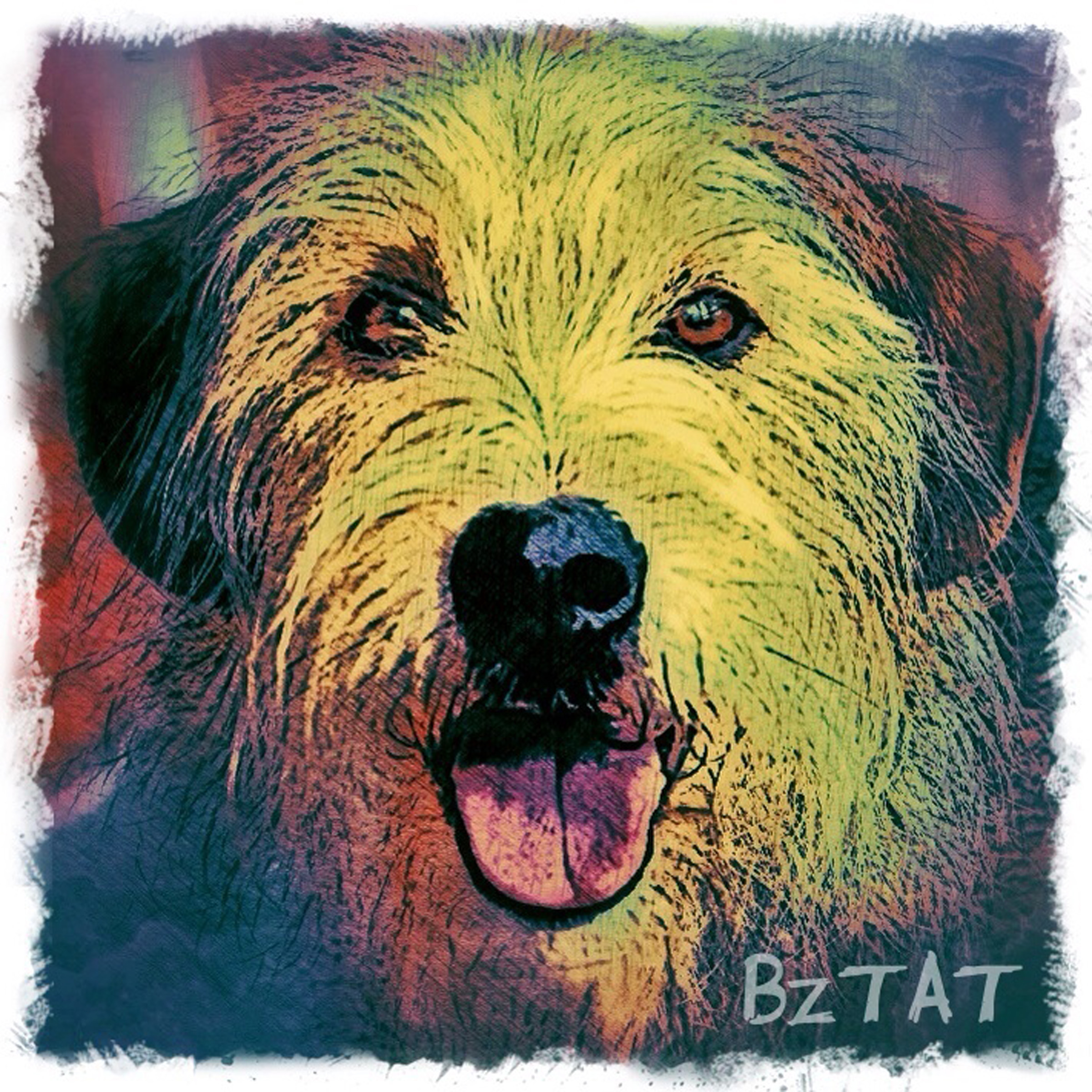 1-Digital-pet-portrait-dog-art-calendar-BZTAT