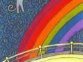 14. Rainbow Bridge Card (Blank Inside)