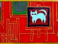 """""""BZTAT's Red Studio - Homage to Matisse"""""""