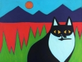 Black-white-tuxedo-cat-painting-landscape-whimsical-painting-BZTAT-LR
