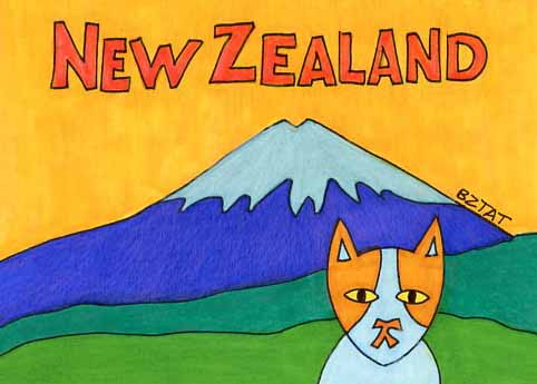 Brewskie-Butt-cat-drawing-New-Zealand-BZTAT