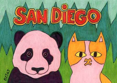 drawing-San-Diego-Zoo-Panda