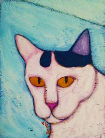 Okey-white-gray-cat-painting-BZTAT