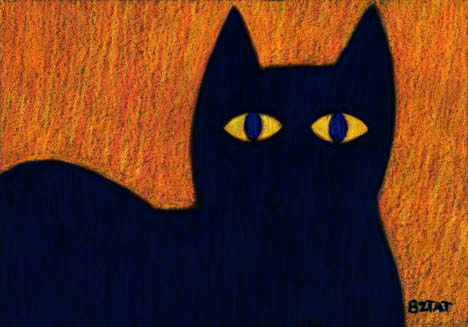 Black-cat-halloween-cat