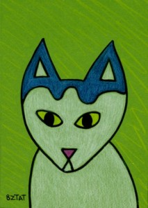 Okey-white-cat-promise-keeper-drawing-BZTAT