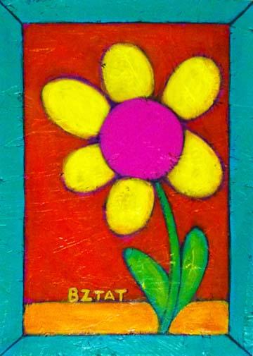 Spring Fling Flower Power Art