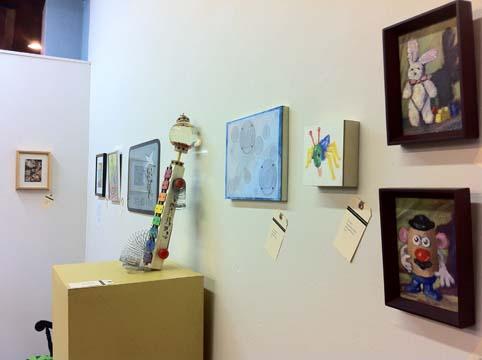 Second April Galerie Toy Show