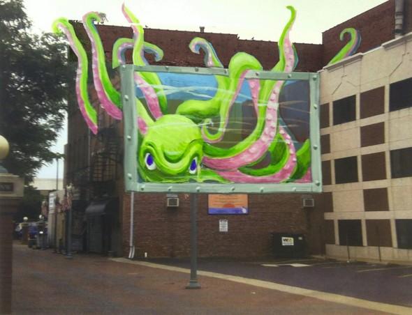 Tommy Morgan proposed public art