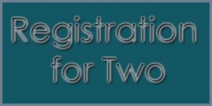 Workshop Registration for two