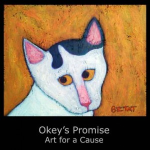 Okey's Promise: Art for a Cause