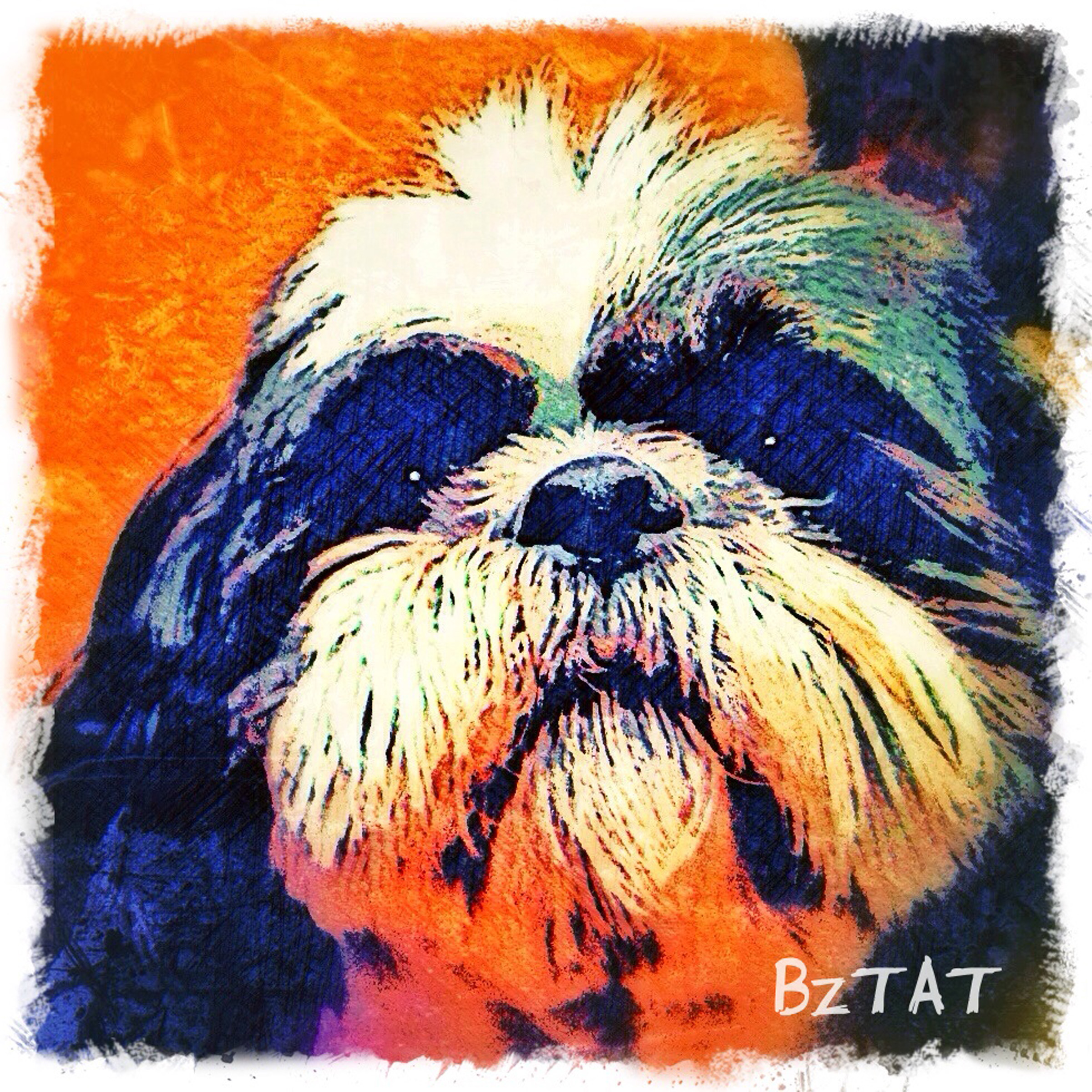 10-Digital-pet-portrait-dog-art-calendar-BZTAT