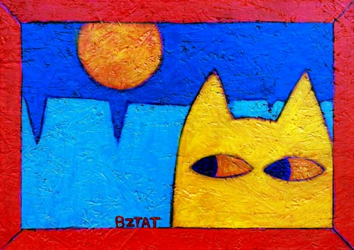 """Yellow Alley Cat"""