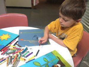 Children's Art classes Canton Ohio